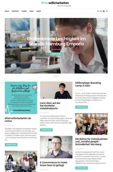Deutsche Hotelakademie startet neue Image-Kampagne