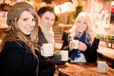Leckere Heißgetränke im Winter für Ihre Party