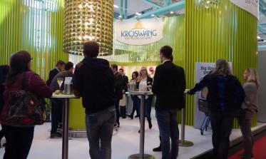 Lebensmittelgroßhändler Kröswang begeistert in Halle 8