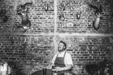 Restaurant Sæson eröffnet im Lulu Guldsmeden Berlin