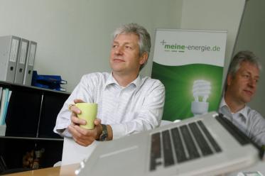 meine-energie.de: Die Hubschraubersicht auf Energiekosten