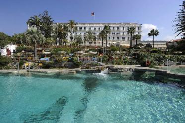 Die schönsten historischen Spa-Hotels in Italien