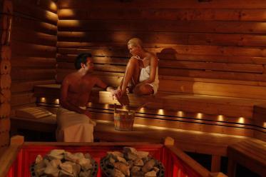 Zweisamkeit im Wellnesshotel Spirit Hotel Thermal Spa