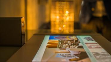 SuitePad bringt mobiles Infotainment in die Hotellobby