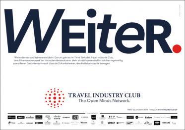 Travel Industry Club präsentiert sich mit neuem Markenauftritt