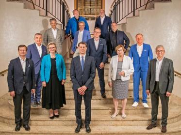 Guido Zöllick als DEHOGA-Präsident wiedergewählt
