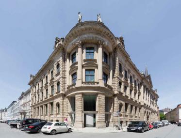 Deutschlands erstes Rosewood Hotel zieht in die Kardinal-Faulhaber-Straße 1