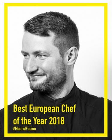 Sebastian Frank ist 'bester Koch Europas 2018'