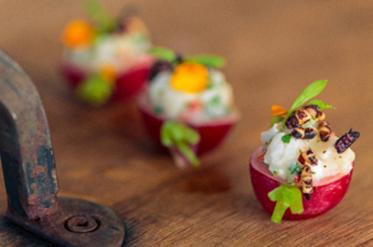 Gute Fingerfood Buffet Ideen zum Inspirieren
