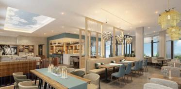 Upstalsboom Aparthotel Waterkant Suites in Börgerende eröffnet am 1. Mai