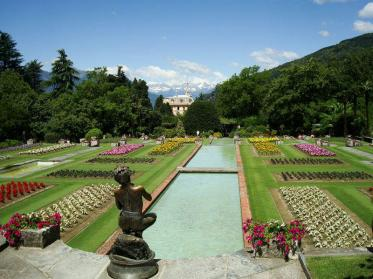 Blütenpracht am Lago di Maggiore