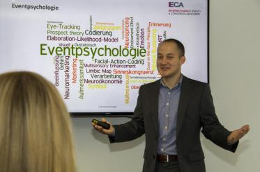 IECA-Seminarauftakt für Eventpsychologie
