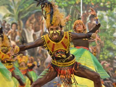 Feste auf den Philippinen