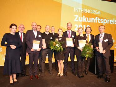 Trend Produkte durch Internorga Zukunftspreis ausgezeichnet