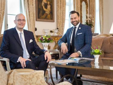 Thilo Mühl wird Nachfolger von Thomas Peruzzo im Grand Hotel Heiligendamm
