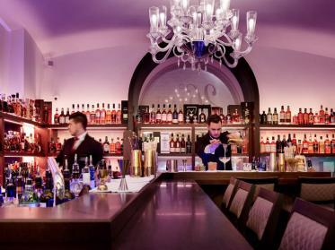 Wien: 26°EAST - Neue Bar im Palais Hansen Kempinski Wien
