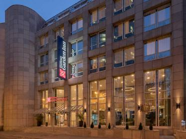 Hilton Garden Inn Frankfurt City Centre eröffnet