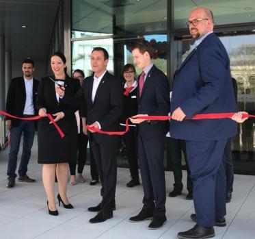Star Inn Hotel & Suites Premium Heidelberg, by Quality pünktlich eröffnet