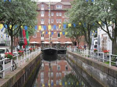 Der Hamburg-Buxtehude Tourismus: alles Plastik oder was?