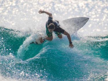 Niyama Private Islands ist Eldorado für Surfer