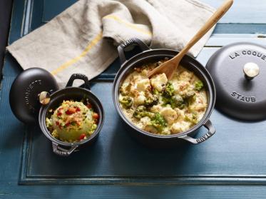 Mit Staub Kochgeschirr die ZWILLING Herbstküche genießen