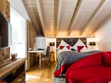 Rübezahl Hotel in Schwangau hat Zimmer renoviert