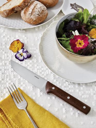 Angrillen mit Rosenthal Porzellan und Sambonet Besteck