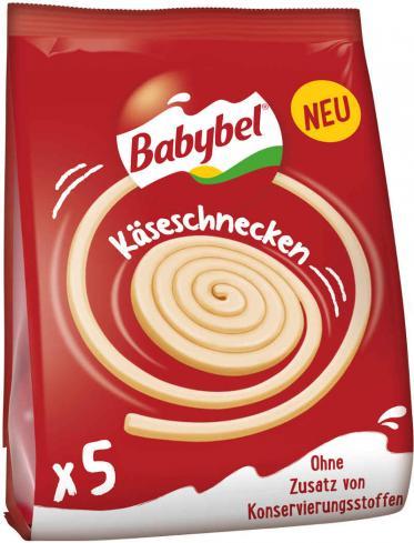 Neue Käsesnack-Ideen von Babybel®