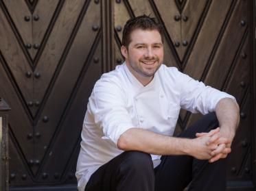 Robert Morgan ist neuer Küchenchef im Kastell auf Burg Wernberg