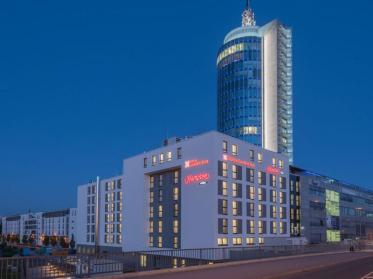 Hilton Garden Inn und Hampton by Hilton Munich City West eröffnet