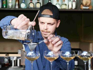 Barkultur mit Meiko: Black Forest Bar Cup 2018