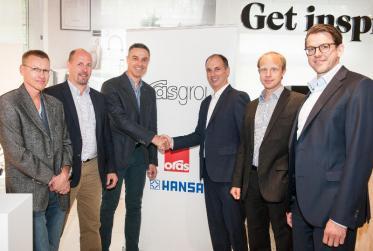 Oras Group investiert in Digitalisierung