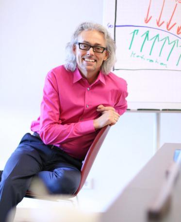 Bernhard Patter plädiert für mehr individuelle Persönlichkeit