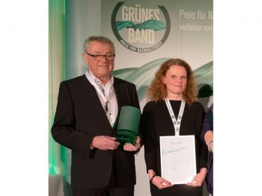 BAUR Wohnfaszination erhält wegen Nachhaltigkeit Preis des Verbundes 'Grünes Band'