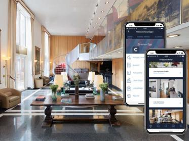 Living Hotels sagt Konnichi wa mit Conichi-App