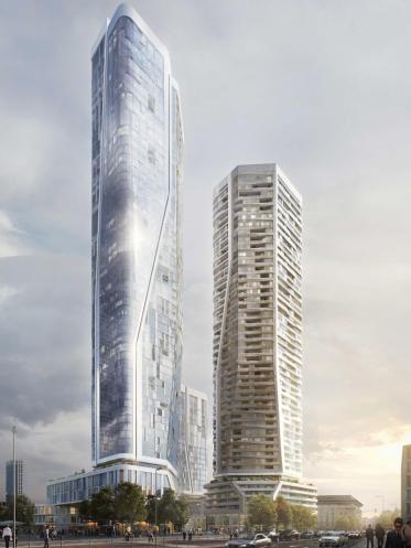 Hyatt House Frankfurt/City Goetheplatz geht 2023 an den Start
