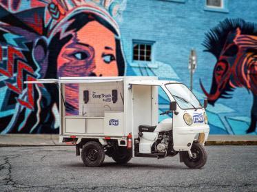 """Tork """"Soap Truck': Händehygiene-Angebot kann Streetfood-Business stärken"""