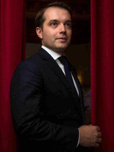 Richard Leuenberger neuer Managing Director im Schweizer Luxushotel Badrutts Palace