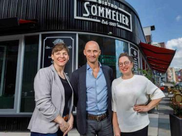 Bistro Sommelier Hamburg eröffnet - für alle Frankreichfans!