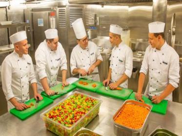 Beste Koch-Ausbildung Deutschland
