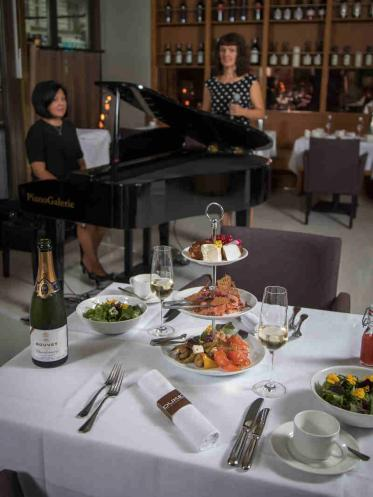 Langschläferfrühstück als BRINNER im Ellington Hotel Berlin