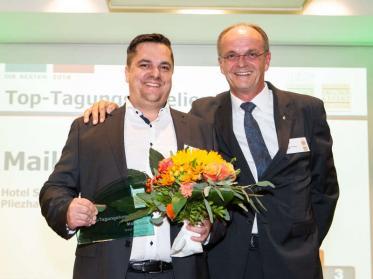 Maik Hörz ist Top-Tagungshotelier 2018