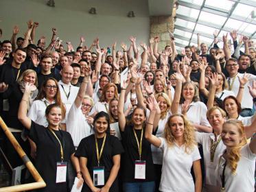 Azubi-Camp bringt 90 Auszubildende und Studenten zusammen