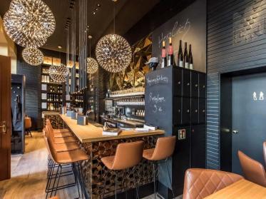 Balthasar Ress Weinbar in Frankfurt eröffnet
