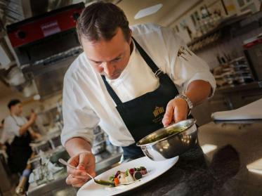 Gourmet Preis Gewinner feiern im Dorint Parkhotel Bremen
