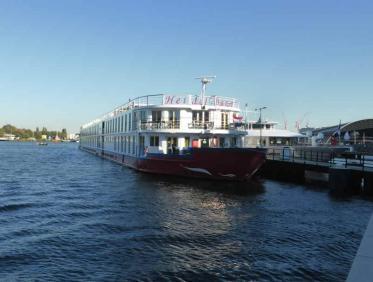 Rhein Flusskreuzfahrt über Köln nach Amsterdam mit nicko cruises