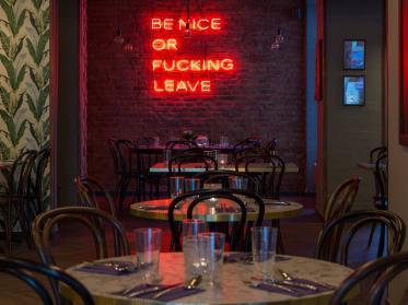 Neues indisches Restaurant Bombay Café Bunty in Berlin-Charlottenburg