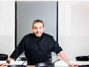 Wie neue Kochrezepte bei Juan Amador entstehen