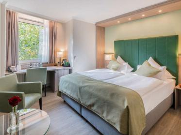 Markenwechsel beim Hotel Regence Aachen zum 30. Jubiläum
