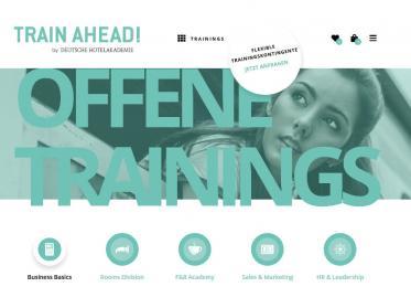 Train Ahead - neues DHA-Trainingsprogramm startet